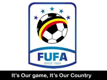 Logo de la federación de fútbol de Uganda