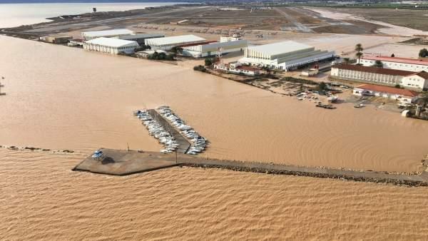 Lluvias, riadas, inundaciones