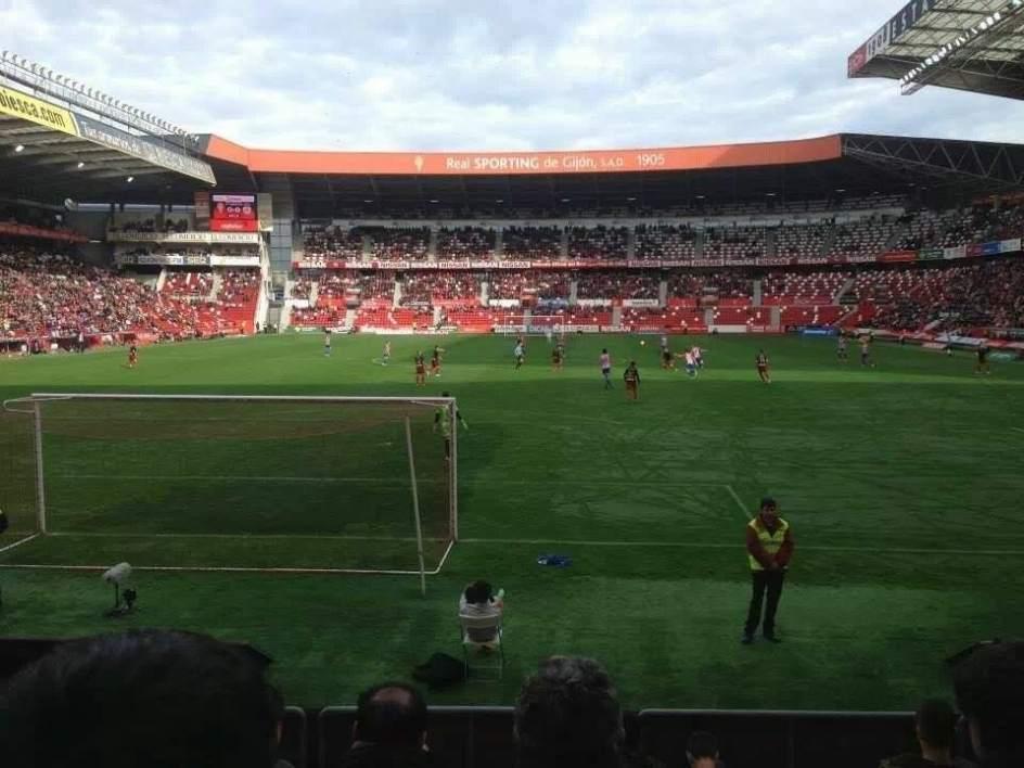 El ayuntamiento aprueba la concesi n gratuita del estadio de el molin n al sporting por 30 a os - Estadio del sporting de gijon ...