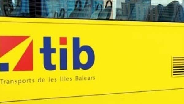 TIB, transporte de Baleares