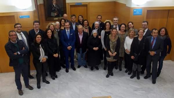 Colegio de abogados ICAMalaga lara ayudas desfavorecidos 0,7 abogados