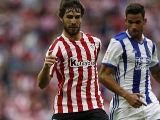 Yeray y Willian José, Athletic - Real Sociedad
