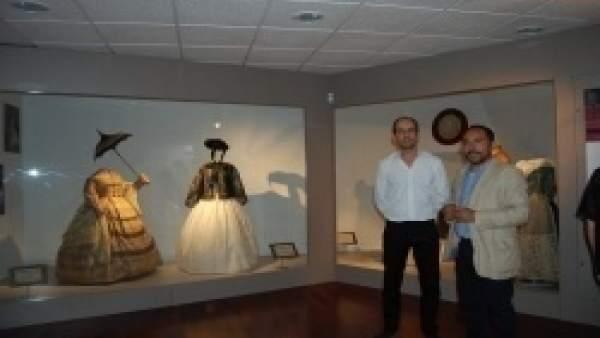 Exposición en el Museo del Traje Popular