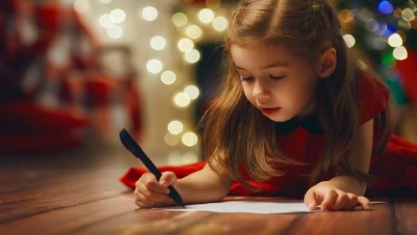 Cómo enseñar a los niños a escribir una buena carta a los reyes