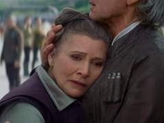 Disney niega que quiera recrear digitalmente a Carrie Fisher