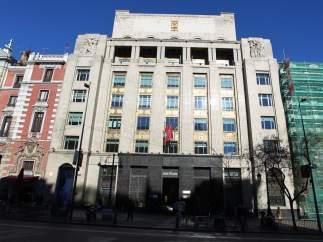 Edificio municipal de Economía y Hacienda