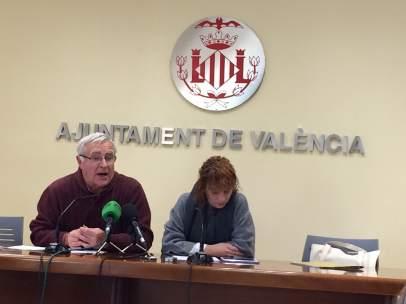 Ribó y Soriano presentan el plan de limpieza de 2017