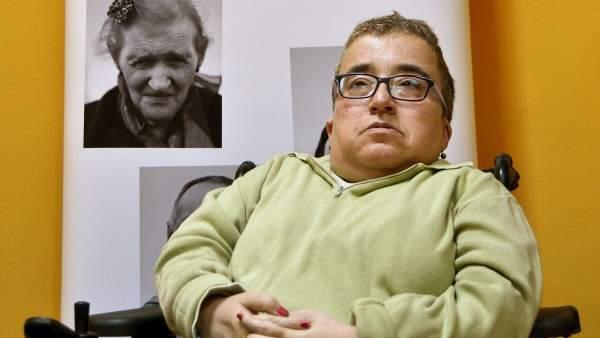 Carmen Piquer, con discapacidad intelectual, recupera el derecho a votar.