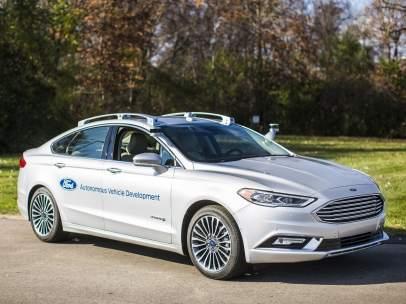 Modelo autónomo de Ford