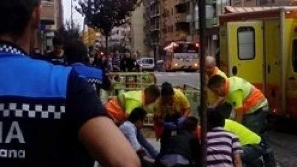 Llega a juicio el suceso ocurrido en Lleida en 2014.