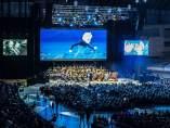 Concierto de Frozen en Roma.