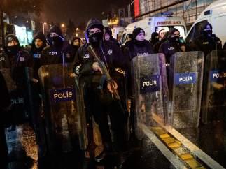 Cordón policial