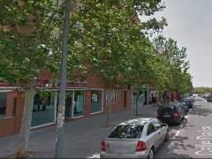 Calle de la Dalia