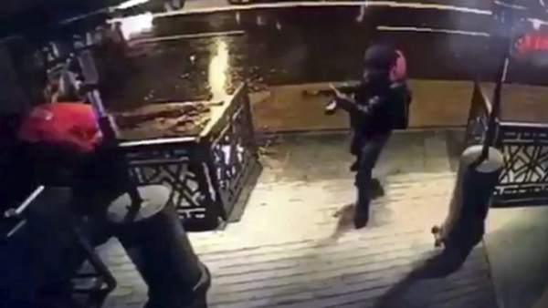 Atacante de Estambul en Nochevieja