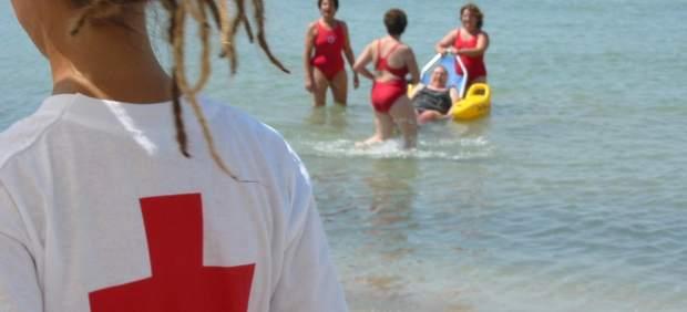 Socorristas De Cruz Roja