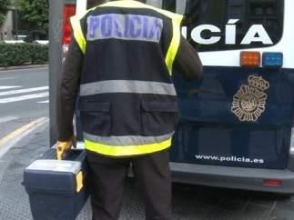 Detenido el compañero de una etarra en Valencia tras apuñalar a la hija de 3 años de esta