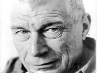El escritor John Berger