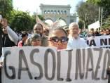 """""""Gasolinazo"""": México protesta contra el alza de las gasolinas"""