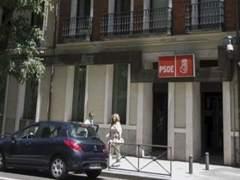 Sede del PSOE de la calle Ferraz