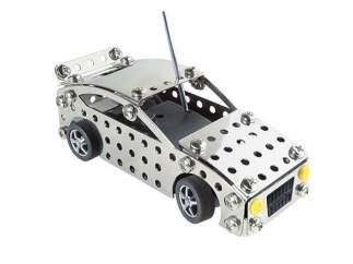 Construye tu propio coche