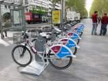 Sistema de préstamo de bicis de Valladolid, Vallabici