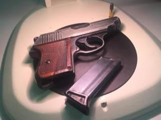 El arma usada por Anis Amri