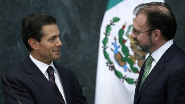 Peña Nieto y Videgaray