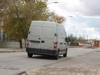 FURGONETA, TRÁFICO
