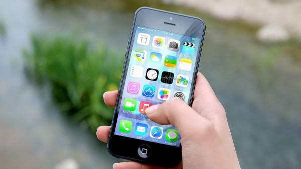 El telefono Iphone