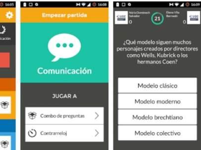 La 'app' Quadrivia