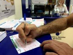 Una administración de lotería