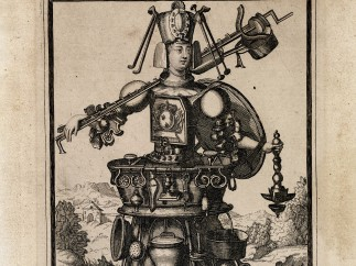Costume of the Boilermaker, ca. 1690s, Nicolas I de Larmessin