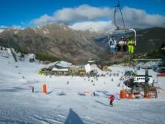 Las estaciones de esquí cierran la mejor Navidad en años