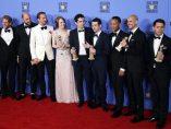 'La La Land', la gran triunfadora de los Globos