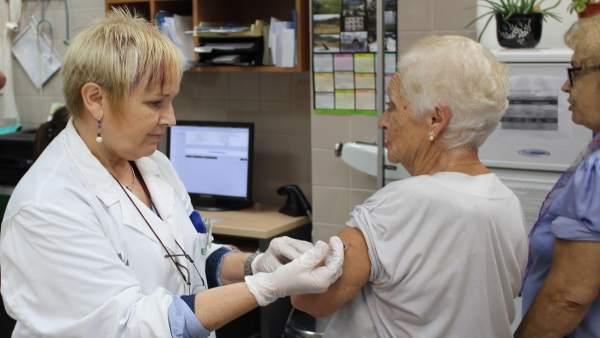 La Comunitat Valenciana acomiada l'any amb 50,3 casos de grip per cada 100.000 habitants, per baix de la mitjana