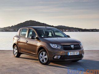 10 - Dacia Sandero