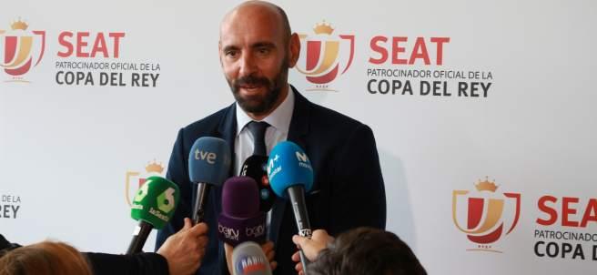 Monchi, director deportivo de Sevilla
