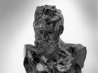 Auguste Rodin (French, 1840–1917), Heroic Bust of Victor Hugo, modeled 1890-97 or 1901-02