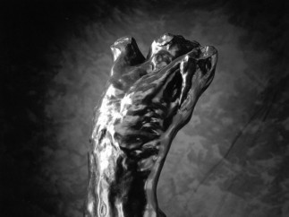 Auguste Rodin (French, 1840–1917), Narcisse, modeled about 1882