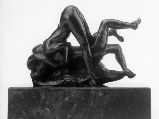 Auguste Rodin (French, 1840–1917), Damned Women, modeled about 1885