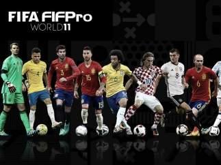 11 del año de la FIFA