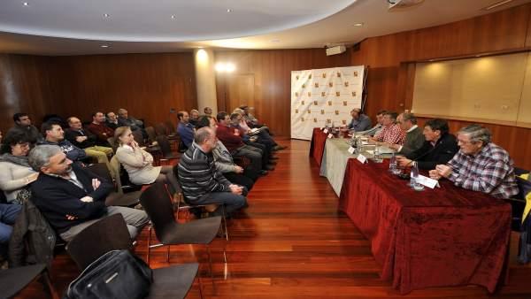 Reunión de representantes de patronatos de espacios naturales protegidos