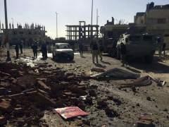 Al menos ocho policías mueren en un tiroteo en el sur de Egipto