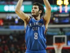 Jornada dispar para los españoles en la NBA: ganaron Ibaka y Abrines y perdió Willy