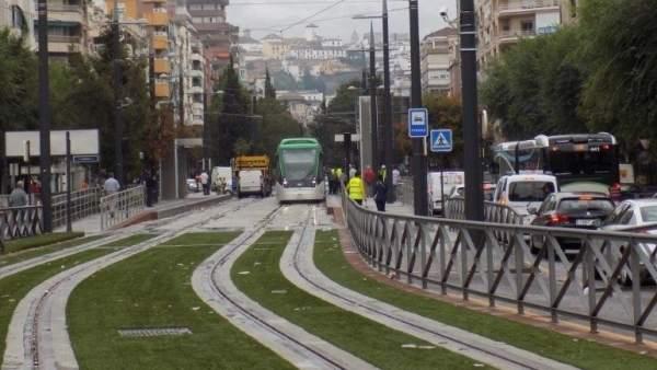 El metro de Granada