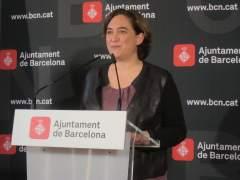 Ada Colau presenta els seus plans de govern a l'acte 'L'alcaldessa respon'