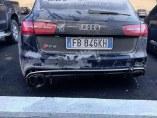 Audi RS6 de Valentino Rossi
