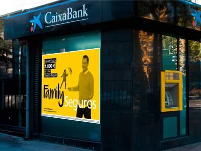 Campaña Family de CaixaBank