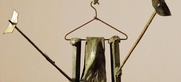 Gymnaste, Joan Miró, 1977