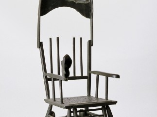 Femme et oiseaux, Joan Miró, 1972